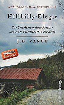 Buch Cover für Hillbilly-Elegie: Die Geschichte meiner Familie und einer Gesellschaft in der Krise