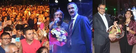 DUROĞLU'NDA MUHTEŞEM FESTİVAL