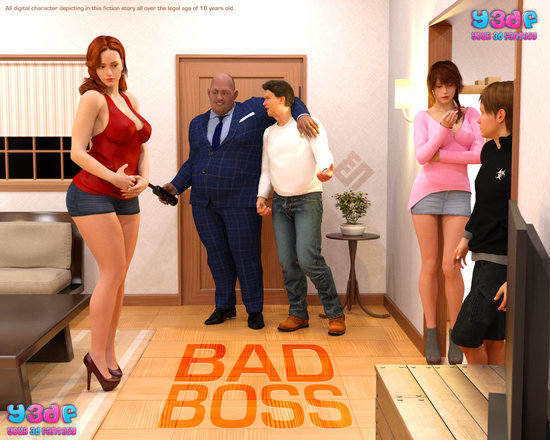 Bad Boss Cover