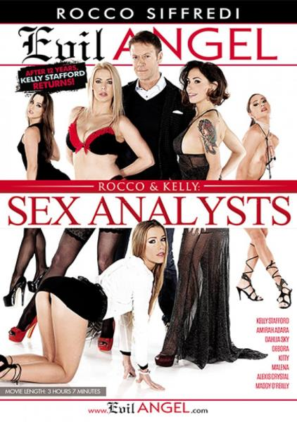 Rocco And Kelly: Sex Analysts (2017/WEBRip/FullHD)