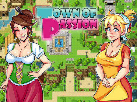 Town Of Passion Beta 0 Cover