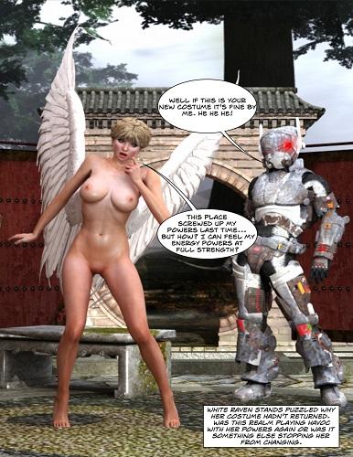 Battle Strength - Knightwatch Issue 1 - Part 16-17