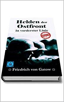 Buch Cover für Helden der Ostfront In vorderster Linie