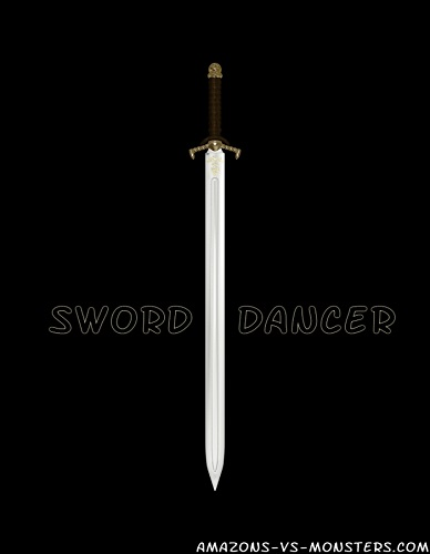 Amazons and Monsters - Sword Dancer