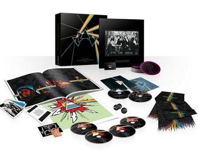 Pink Floyd - The Dark Side Of The Moon - Immersion Box Set [Collector's Edition] (2011) Mp3 - 320 Kbps