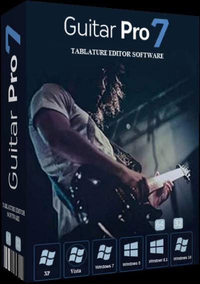 Guitar Pro v7.0.9 Build 1186 + Soundbanks