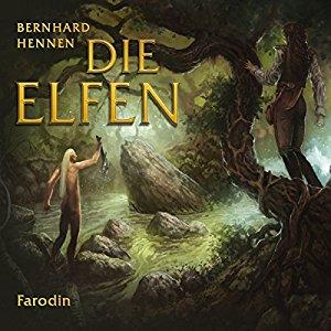 Hörbuch Cover Farodin: Die Elfen by Bernhard Hennen