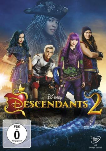 download Descendants 2 - Die Nachkommen (2017)