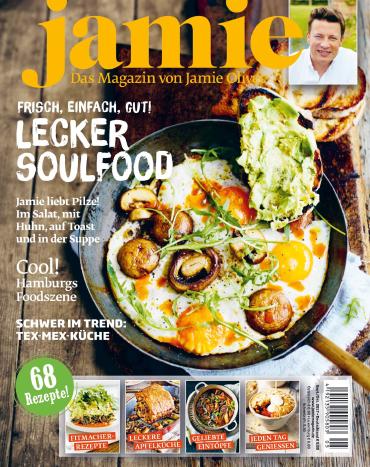 magazine for Jamie Kochmagazin September Oktober No 05 2017