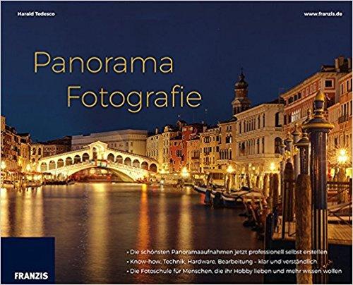 Buch Cover für Panorama Fotografie