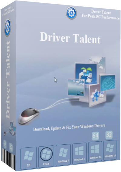 Driver Talent Pro v6.5.59.170 + Portable
