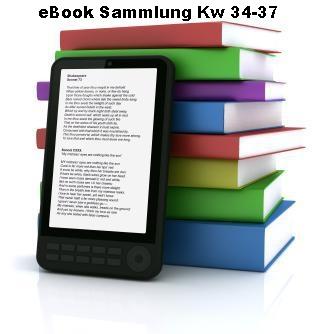 eBook Sammlung Kw 34-37