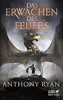 Buch Cover für Das Erwachen des Feuers: Draconis Memoria Buch 1