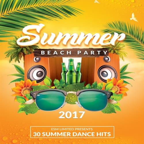 Inspira Music - Summer Beach Party 2017 (2017)