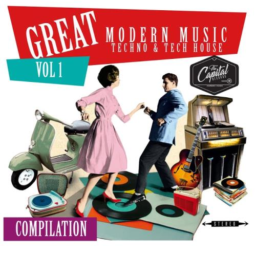 Great Modern Music, Vol. 1 (2017)