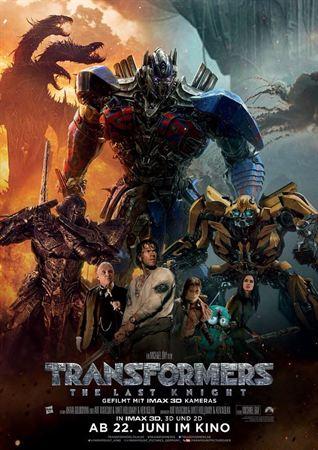 : Transformers 5 The Last Knight 2017 German Ac3 Dubbed Dl 1080p AmazonHd h264-MultiPlex