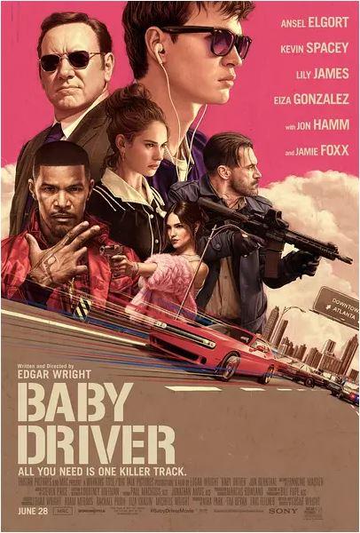 : Baby Driver 2017 720p Web-Dl X264 Ac3-Evo