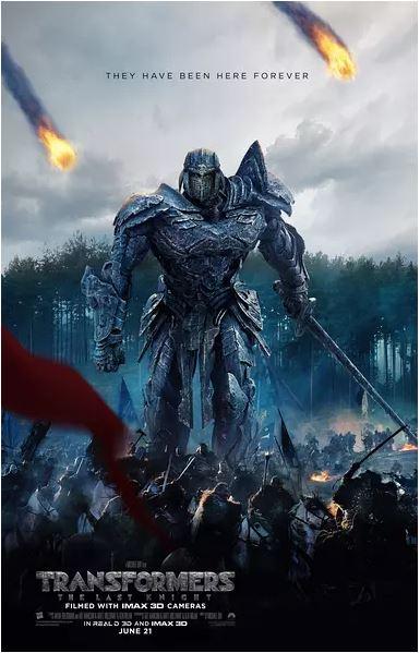 : Transformers The Last Knight 2017 1080p Web-Dl Dd5 1 H264-Fgt