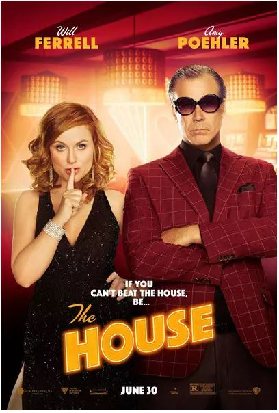 : The House 2017 1080p Web-Dl Dd5 1 H264-Fgt
