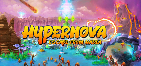 : Hypernova Escape from Hadea-Skidrow