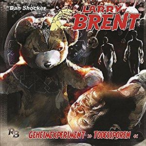 Larry Brent Folge 25 Geheimexperiment Todessporen