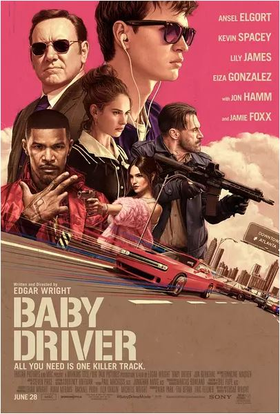 : Baby Driver 2017 1080p Web-Dl Dd5 1 H264-Fgt
