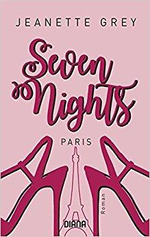 Buch Cover für Seven Nights - Paris Seven-Nights-Serie, Band 1