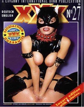Xxx 27 Cover