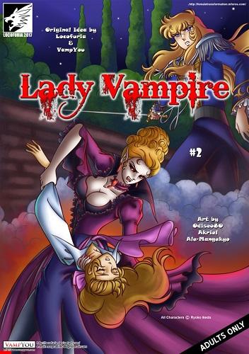 Locofuria - Lady Vampire 1-2