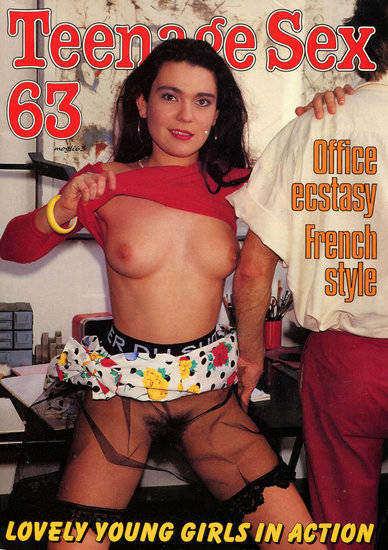 Teenage Sex 63 Cover