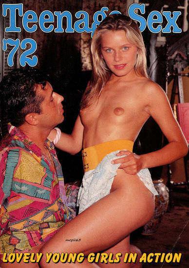 Teenage Sex 72 Cover