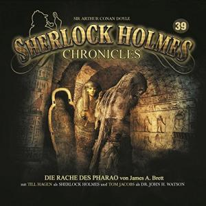 Sherlock Holmes Chronicles Folge 39 Der Fluch des Pharao