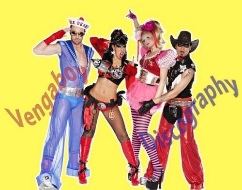 Vengaboys - Discography (1997-2014)