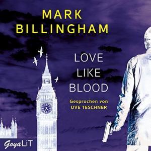 Mark Billingham Love like Blood