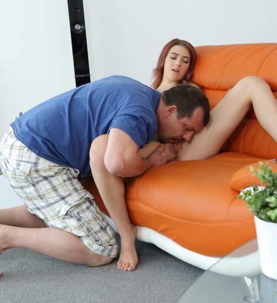 Tera Link - Cute Redhead is Fucked By Her Stepfather Cover