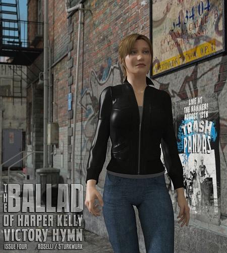 SturkWurk - The Ballad of Harper Kelly 4
