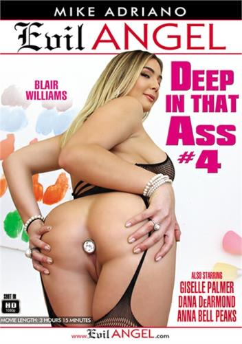 Deep In That Ass 4 (2017) WEBRip/HD