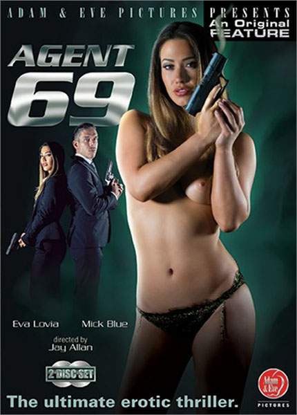 Agent 69 Cover