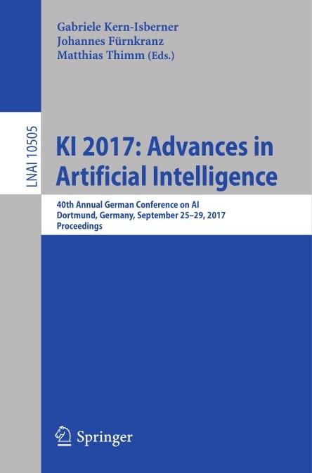 Ki 2017 Advances in Artificial Intelligence