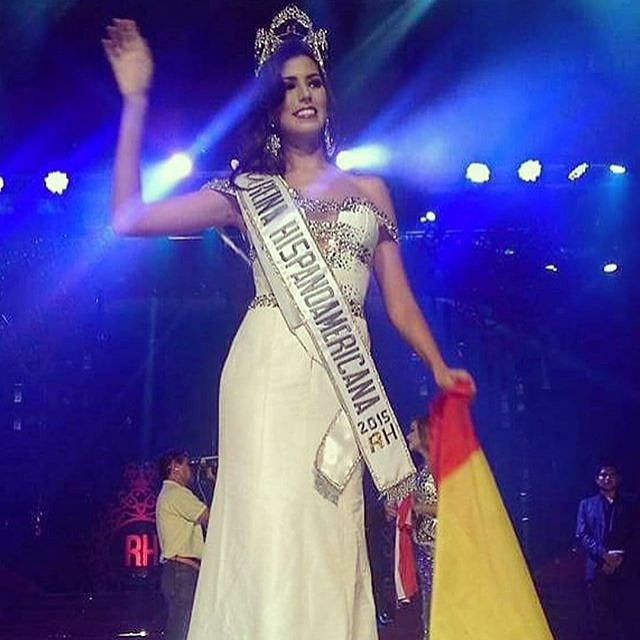 sofia del prado, reyna hispanoamericana 2015, top 10 de miss universe 2017. - Página 2 D7gd4u4m
