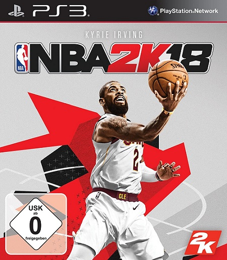 Nba 2K18 Ps3-Duplex
