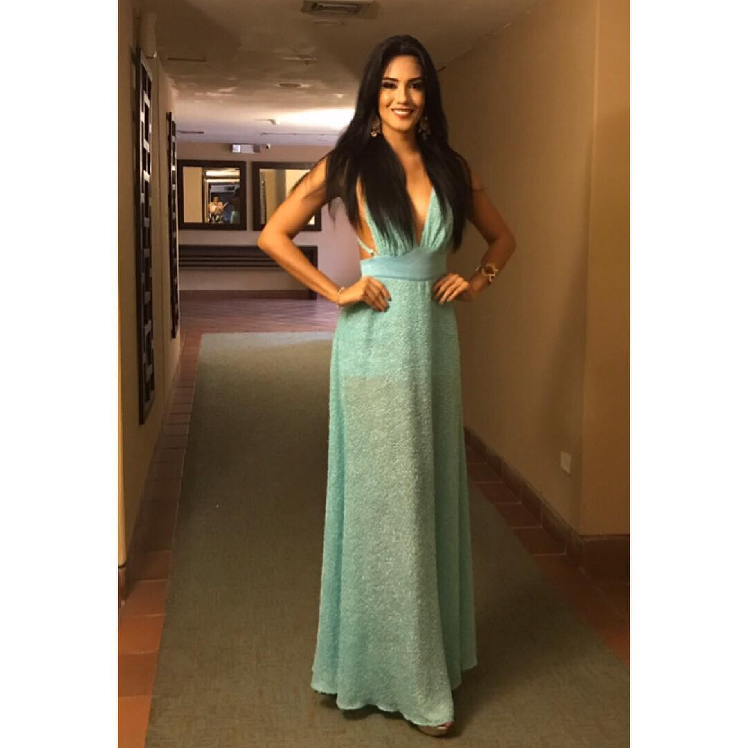 yenny katherine carrillo, miss earth colombia 2019/reyna mundial banano 2017. Uqs94ues