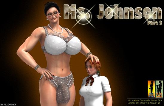 Piltikitron - Ms. Johnson Part 2