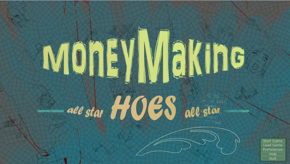 Money Making Hoes Cover