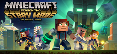 Minecraft.Story.Mode.Season.Two.EP1-3.Cracked-3DM