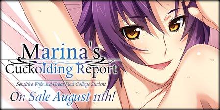 Marinas Cuckolding Report  Cover