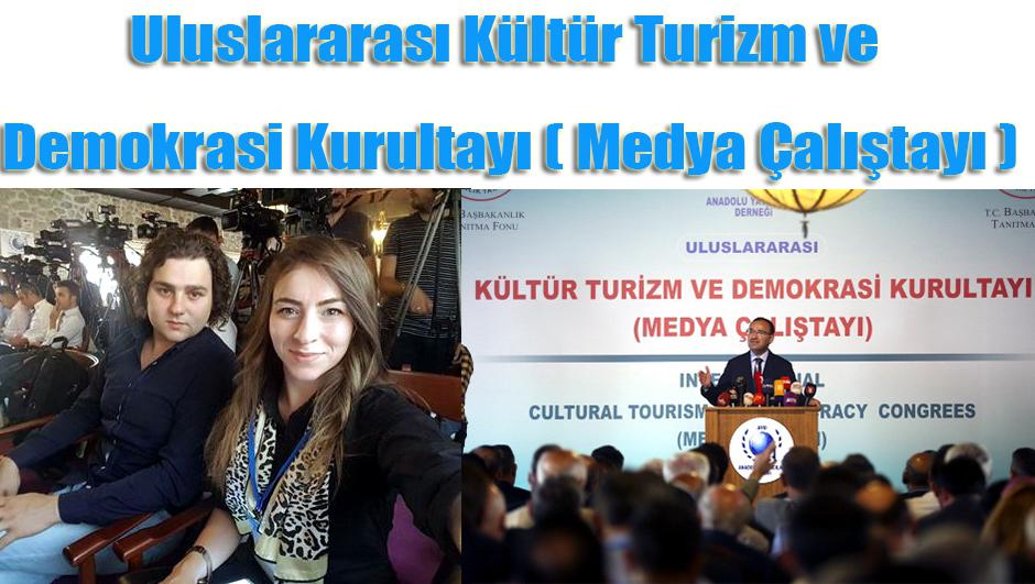 Uluslararası Kültür Turizm ve Demokrasi Kurultayı