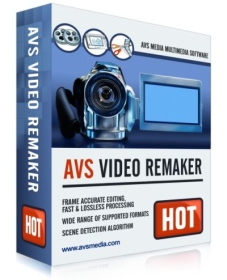 download AVS Video ReMaker 6.0.3.203