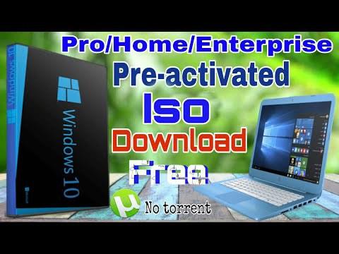 Windows 10 Home Pro Enterprise x64 August 2017 Pre-activated