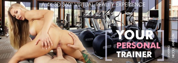 Nicole Aniston - Your Personal Trainer (1080p) Cover